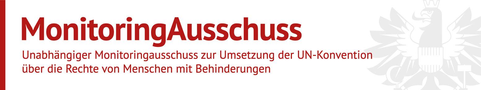 Das ist das Logo der Website für Online-Veranstaltungen des Monitoringausschusses. Hier klicken, um auf die Startseite zu kommen.